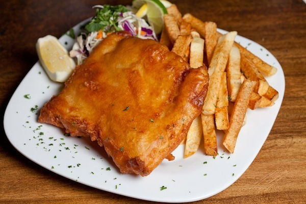 697 fish and chips