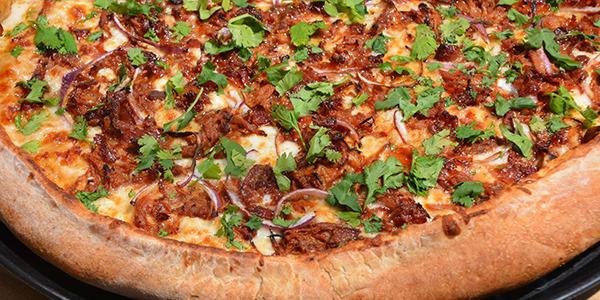 Woodstocks pizza